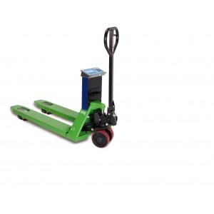 Paletový vozík TPWLKM - metrologicky overiteľný