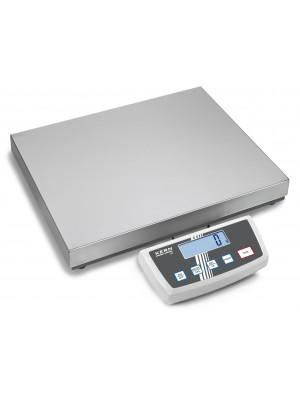 Plošinová váha DE