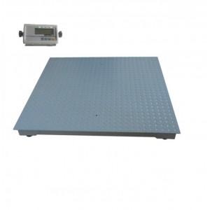 Plošinová váha PL 100 x 100