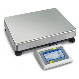 Počítacia plošinová váha IKT